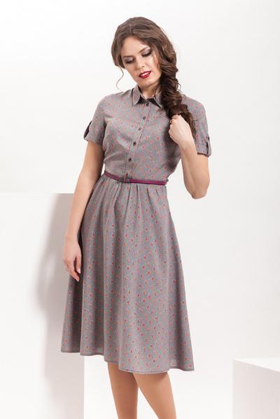 Платье П-362/7